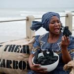 Nessun accordo sul clima? Provate a mangiare carbone!Credits: Ainhoa Goma/Oxfam