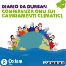 Il blog su La Stampa.it curato da Oxfam Italia