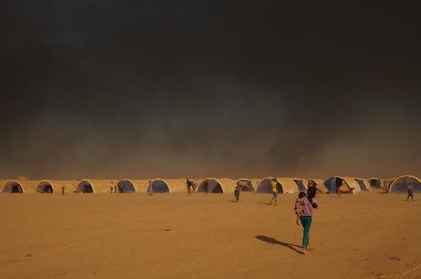 Mosul: la corsa per salvare la vita a 1,2 milioni di civili
