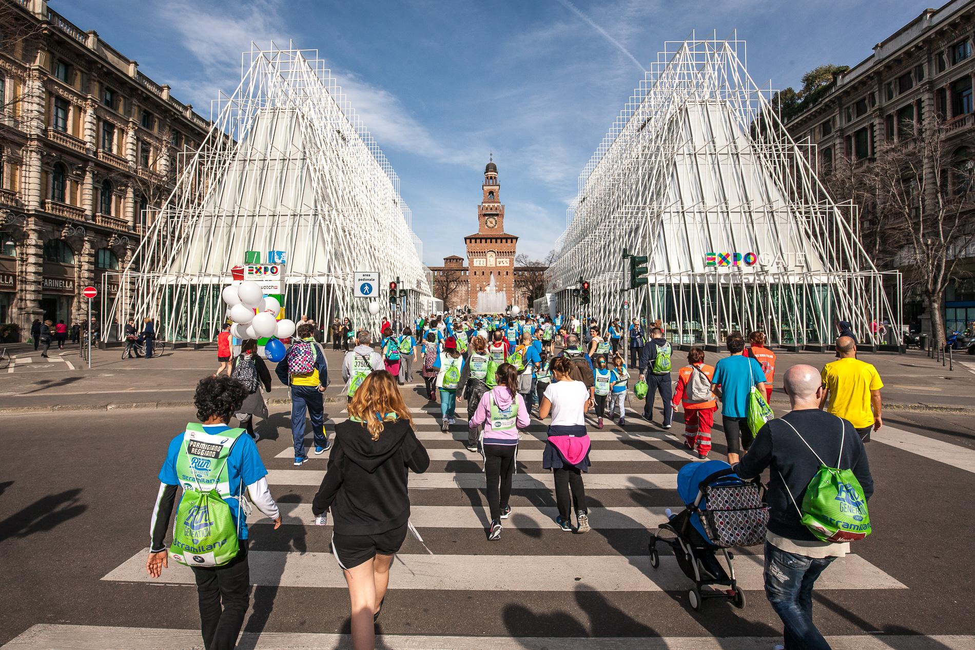 Corri la Stramilano 2016 con Aveda per Oxfam! - Oxfam Italia