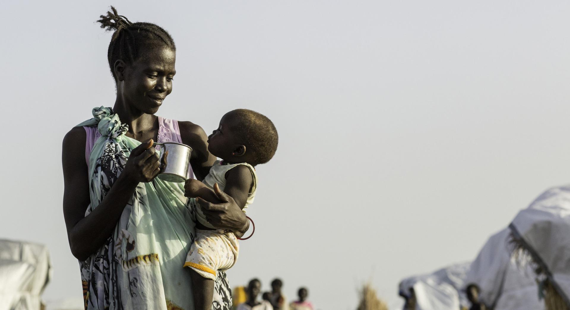 Fame nel mondo: oltre 55 milioni di persone a rischio carestia - Oxfam Italia
