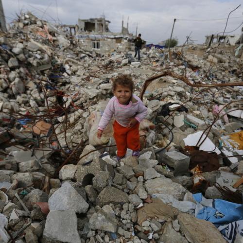 Nella Striscia di Gaza la situazione umanitaria è disperata