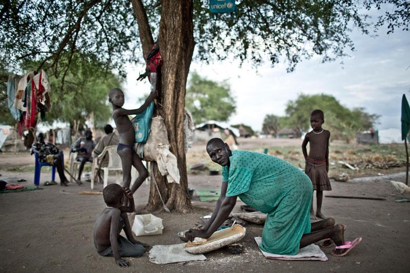 In Sud Sudan 1 persona su 2 è senza cibo
